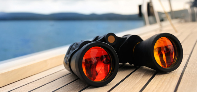 Binocular on the Deck